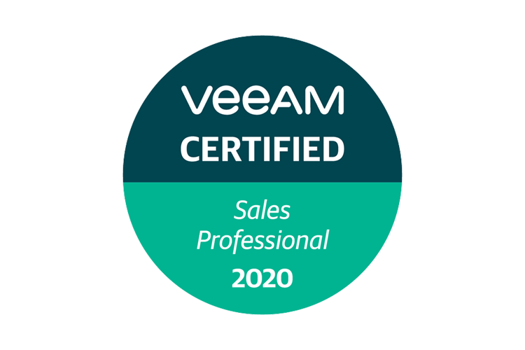 Veeam Certified Sales Professional